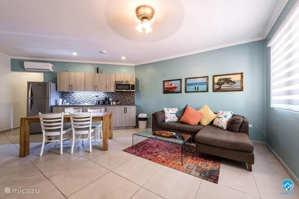 Ferienwohnung Aruba, Aruba Nord, Eagle Beach Appartement Die Perle Aruba - 500 m vom Strand entfernt!