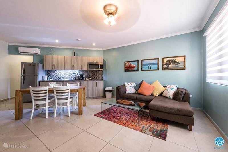 Vacation rental Aruba, North, Eagle Beach Apartment The Pearl Aruba - 500m from the beach!