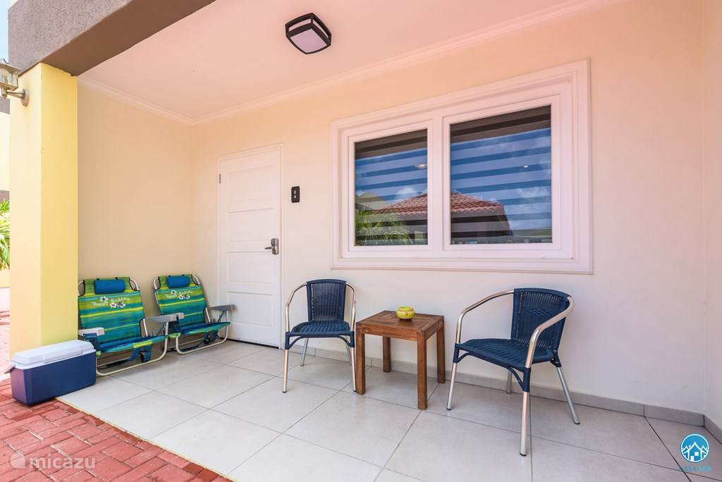 Vakantiehuis Aruba, Noord, Eagle Beach Appartement The Pearl Aruba - 500m van strand!