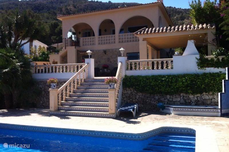 Vacation rental Spain, Costa Blanca, Albir Apartment Casa Rey