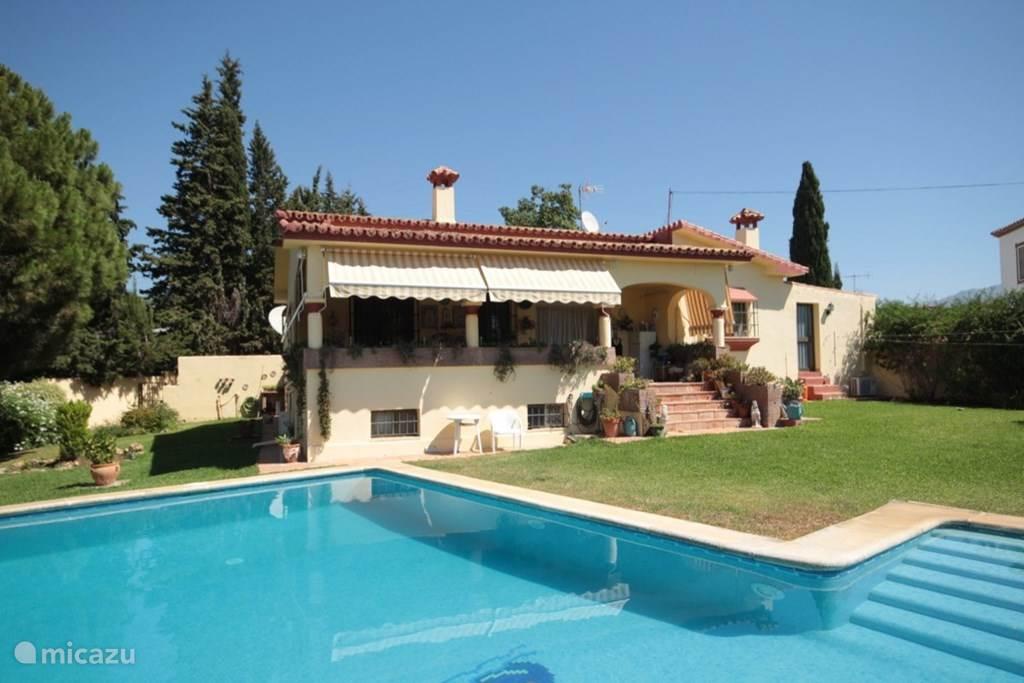 Ferienwohnung Spanien, Costa del Sol, San Pedro de Alcántara villa Casa de la Meme