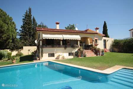 Vakantiehuis Spanje, Costa del Sol, San Pedro de Alcántara villa Casa de la Meme