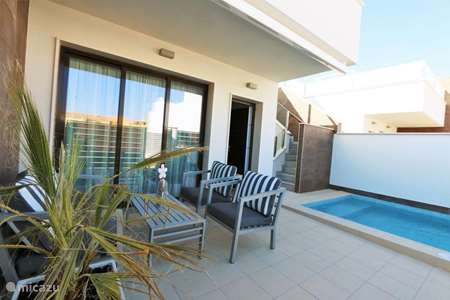 Vacation rental Spain, Costa Calida, Sucina - bungalow Modern bungalow with private swimming pool