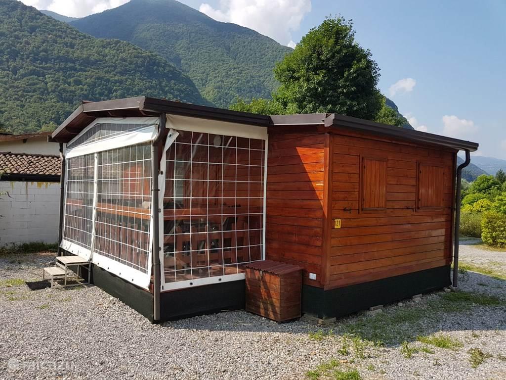 Vakantiehuis Italië, Italiaanse Meren, Porlezza chalet Chalet Zone Alta 121