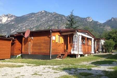 Vakantiehuis Italië, Italiaanse Meren, Porlezza chalet Chalet Zona Alta 114
