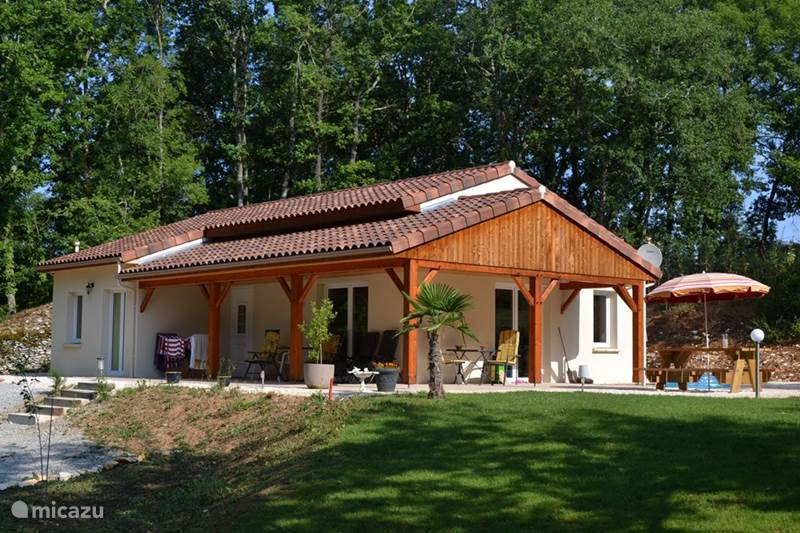 Vacation rental France, Lot, Salviac  Gîte / Cottage Villa Pépy - Salviac