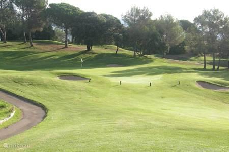Golfen in Barbaroux - Brignoles