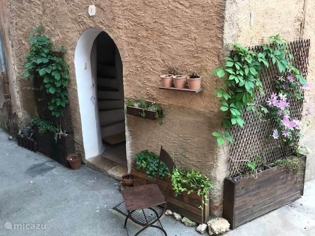 Vakantiehuis Frankrijk, Provence, Cotignac Stadswoning Maison Inspiration