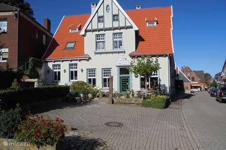 Vakantiehuis Duitsland, Nedersaksen, Bad Bentheim appartement Oud Gildehaus