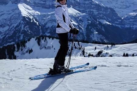Skien voor de deur!