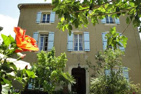 Vakantiehuis Frankrijk, Hérault, Oupia - bed & breakfast B&B La Maison Chabbert - kamer Artix