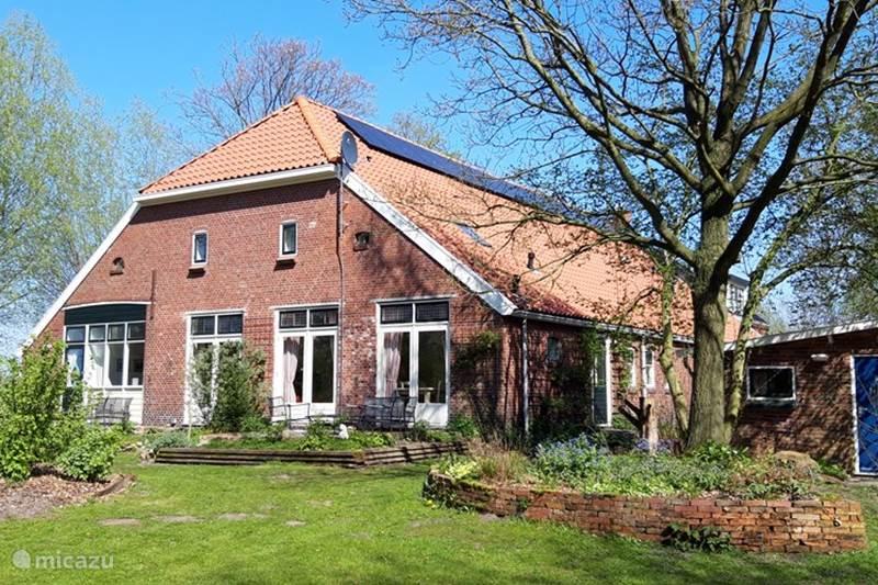 Vakantiehuis Nederland, Groningen, Wedde Boerderij BuitenWedde IJsvogel