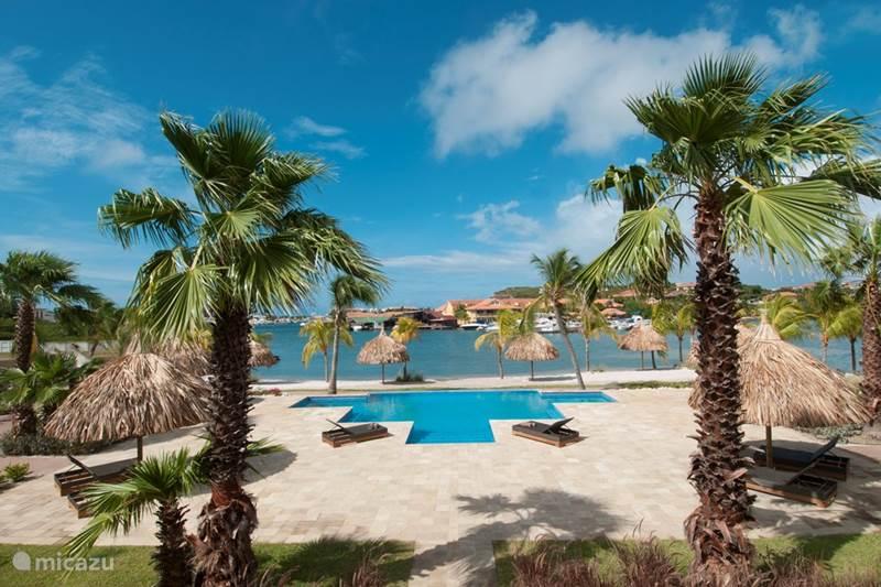 Vakantiehuis Curaçao, Banda Ariba (oost), Spaanse Water Appartement La Maya Beach apartment C7