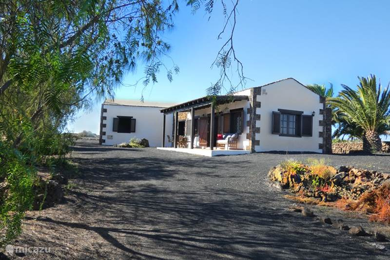 Vakantiehuis Spanje, Fuerteventura, Lajares Villa Finca Felix