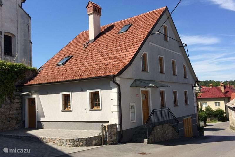 Vakantiehuis Slovenië, Notranjska, Cerknica Vakantiehuis Vakantiehuis Tabor 43 - Stana