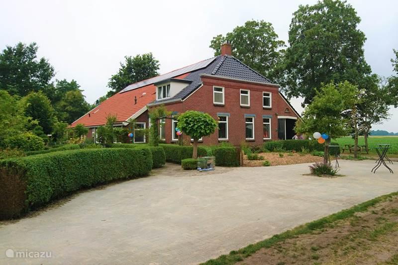 Vakantiehuis Nederland, Groningen, Wedde Boerderij BuitenWedde Salamander