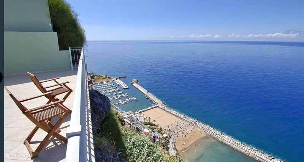 Vakantiehuis Portugal, Madeira, Calheta villa The Green Sea Point House