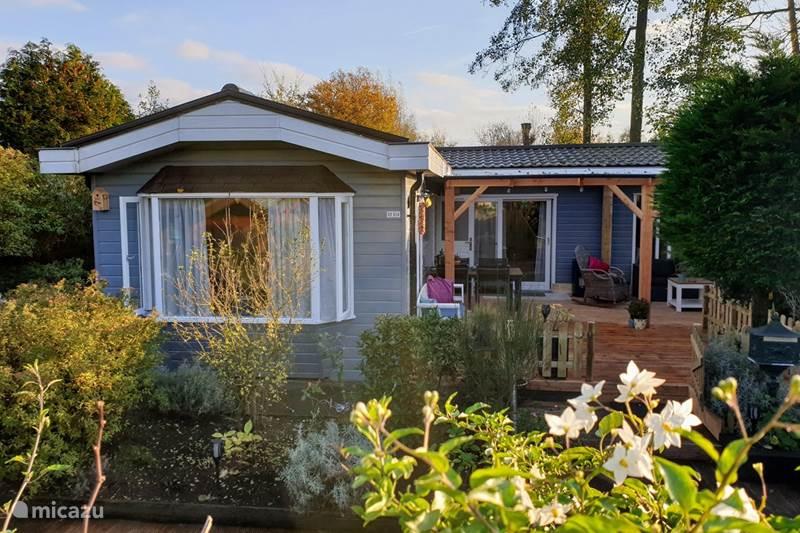 Vakantiehuis Nederland, Gelderland, Terwolde a/d IJssel Chalet Terwolde - D24 Badhuis