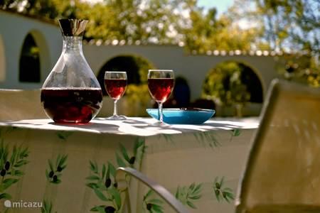 Wijn in de Provence