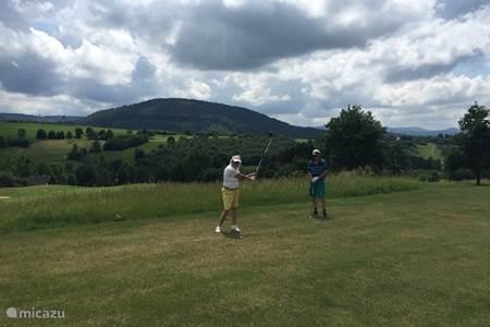 Rians en golf