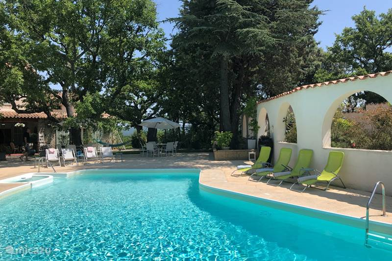 Vacation rental France, Var, Rians Villa Finis Hortorum