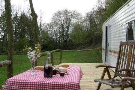 Vacation rental France, Aisne, Erloy mobile home Mobil Home in a rural location