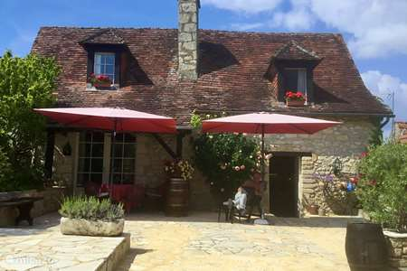 Vacation rental France, Dordogne, Castelnaud-la-Chapelle holiday house Les Figuieres