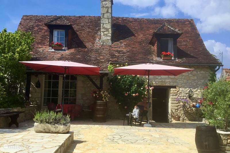 Vakantiehuis Frankrijk, Dordogne, Castelnaud-la-Chapelle Vakantiehuis Les Figuièrs