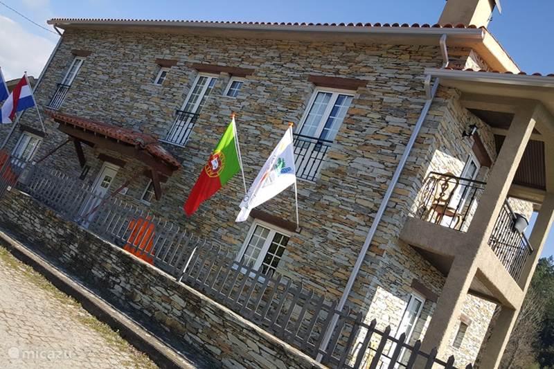 Vakantiehuis Portugal, Coimbra, Mouronho Villa Vakantiehuis Quinta do Rio Alva