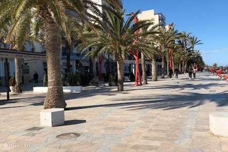 Vakantiehuis Spanje, Costa del Azahar, Vinaroz appartement Athenea 6D