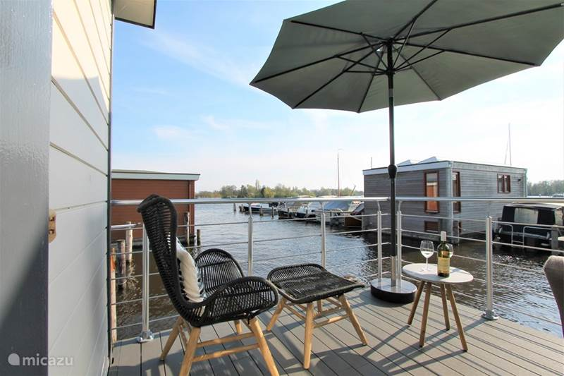 Vakantiehuis Nederland, Noord-Holland, Aalsmeer Camper / Jacht / Woonboot Houseboat Big Poel House