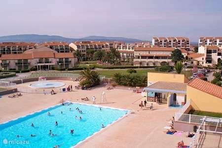 Vakantiehuis Frankrijk, Pyrénées-Orientales, Le Barcarès appartement Cap Coudalere
