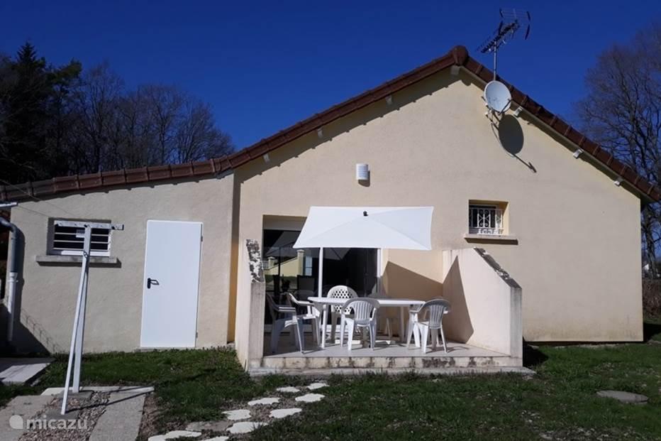 Vakantiehuis Frankrijk, Saône-et-Loire, Thil-sur-Arroux Vakantiehuis Maison du Lac