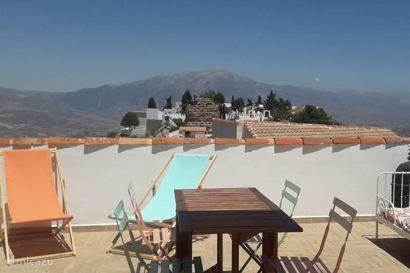 Vakantiehuis Spanje, Costa del Sol, Comares Vakantiehuis Maroto 8