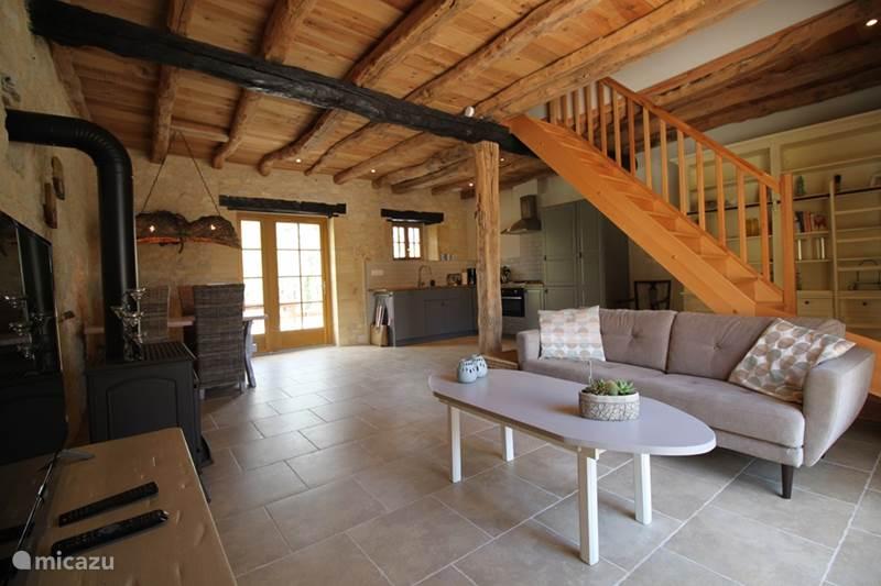 Vacation rental France, Lot, Salviac  Gîte / Cottage Mèsange Bleu