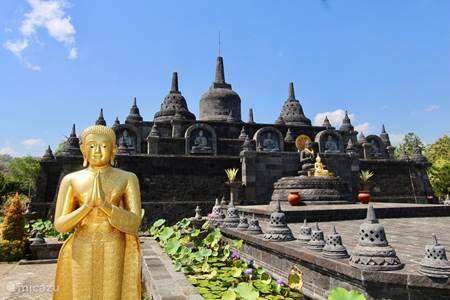 Boeddhistische tempel in Banjar