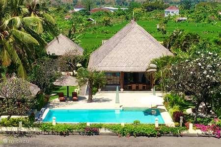 Vakantiehuis Indonesië – villa Villa Surgawi