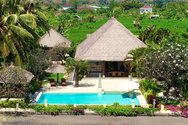 Vakantiehuis Indonesië, Bali, Dencarik Villa Villa Surgawi