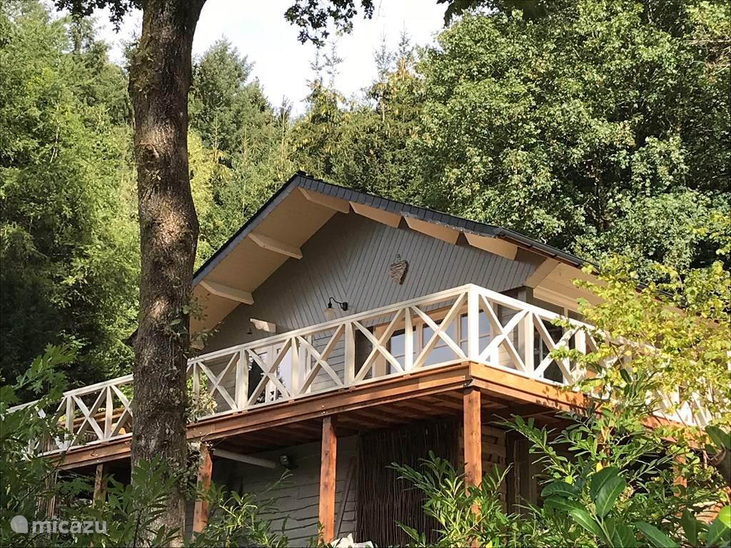 Vacation rental Belgium, Ardennes, Bouillon chalet Charm à Bouillon