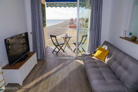 Vakantiehuis Spanje, Costa Blanca, Gran Alacant - Santa Pola - appartement Hatsi Beach