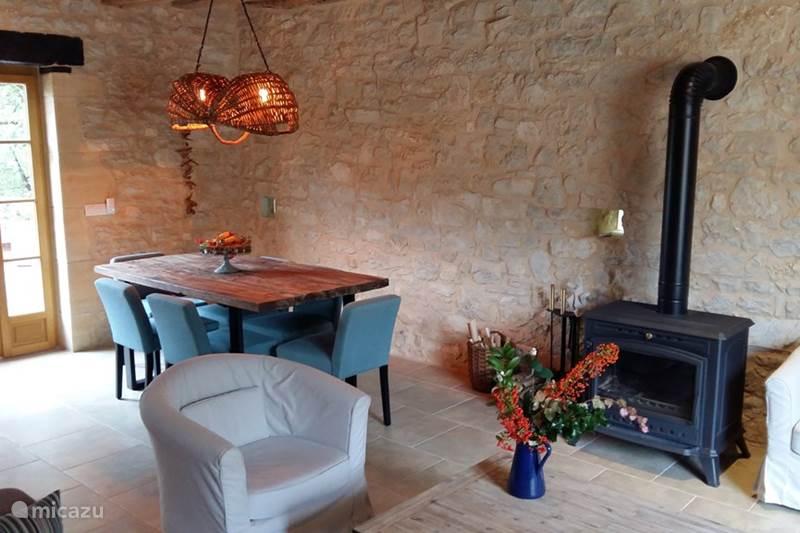 Vakantiehuis Frankrijk, Lot, Salviac Gîte / Cottage Rouge-queue noir