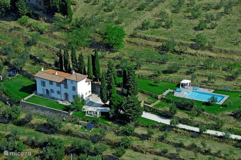 Vakantiehuis Italië, Toscane, Pian di Sco Villa Villa Avane