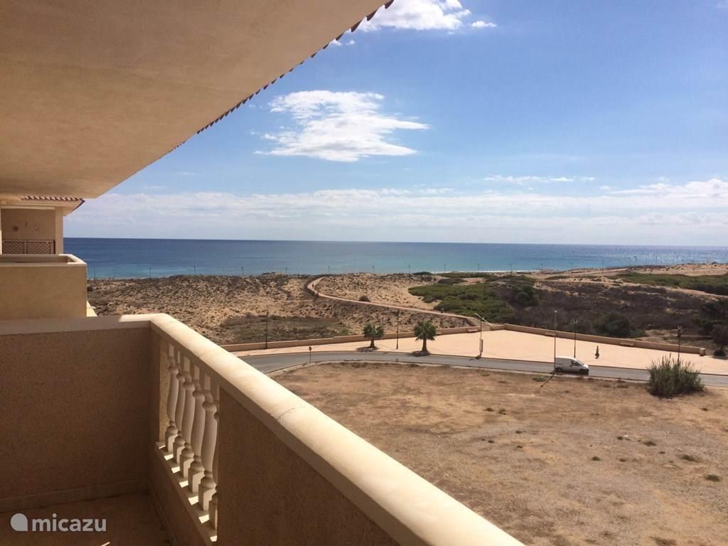 Vakantiehuis Spanje, Costa Blanca, Torrevieja - appartement Zonnig modern appartement zeezicht