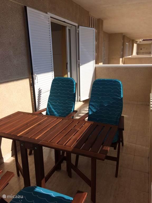 Vakantiehuis Spanje, Costa Blanca, La Mata Appartement Zonnig modern appartement zeezicht