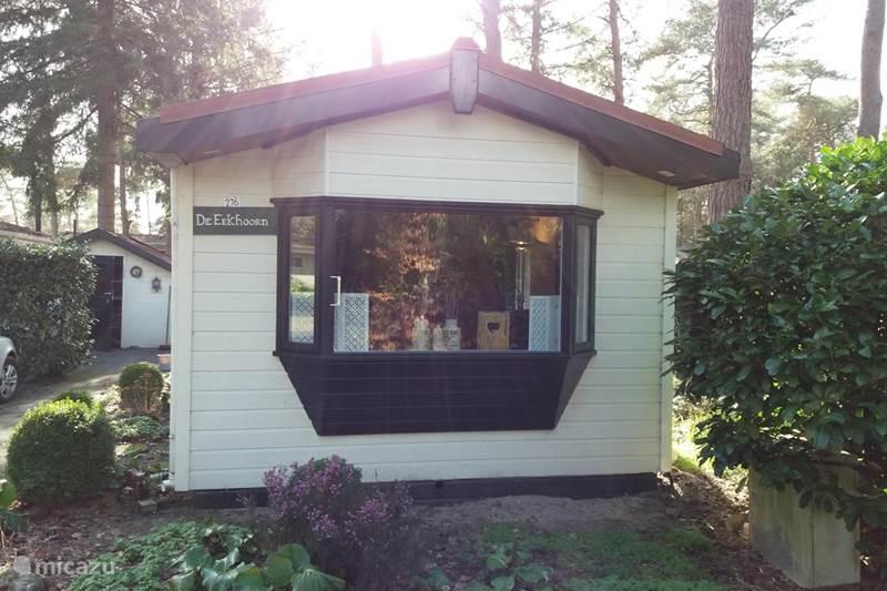 Vakantiehuis Nederland, Drenthe, Diever Chalet Chalet 'De Eekhoorn'
