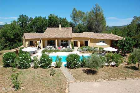 Vacation rental France, Var, Lorgues villa Villa Loriot