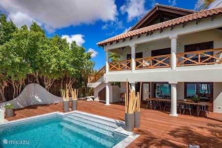 Vacation rental Bonaire, Bonaire, Kralendijk villa Beach Front Villa Seru Di Santu