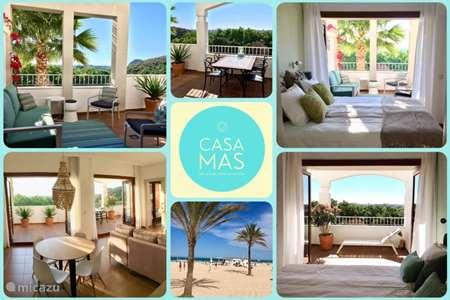 Vacation rental Spain – apartment Casa Mas luxury apartment near sea