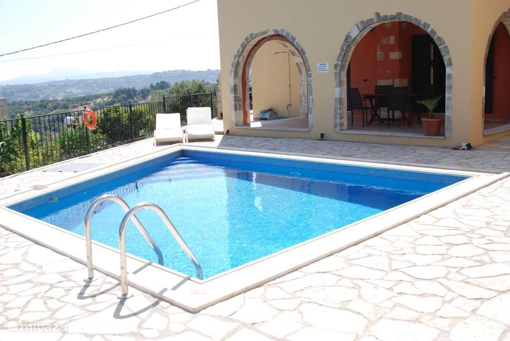 Vakantiehuis Griekenland – vakantiehuis Sea View Apartment