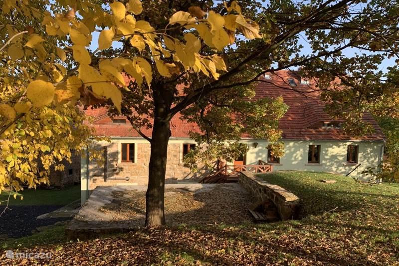 Vakantiehuis Polen, Silezië, Marczów Appartement Stary But Chodak